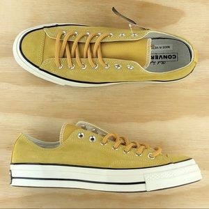 Converse Chuck Taylor 70 Ox Low Top 1970 Yellow